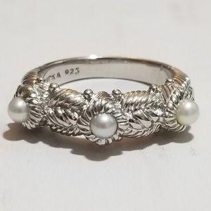 Judith Ripka Clad Ring